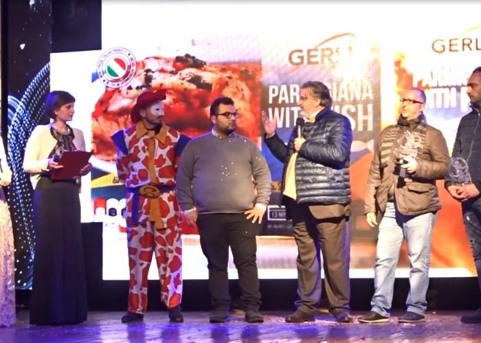 premiazione Gerfrio 2017